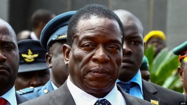 Emmerson Mnangagwa will be the new president of Zimbabwe on Friday, November 24, 2017
