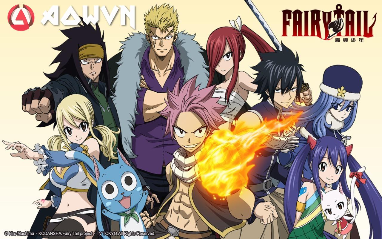 243 13691542 - [ Anime 3gp Mp4 ] Fairy Tail | Vietsub - Cực hay
