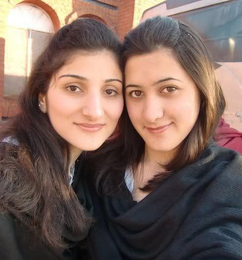 Bushra And Neha From Islamabd