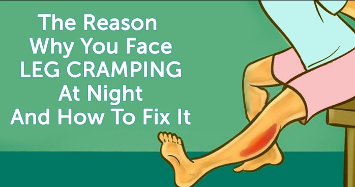 Reasons You Get Violent Cramps At Night. Here's How To Avoid Them