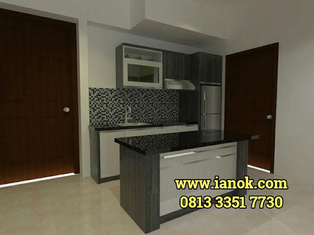 kitchen set apartemen surabaya sidoarjo