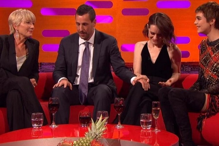 Human beings have been a bit worried after Adam Sandler's appearance on Graham Norton