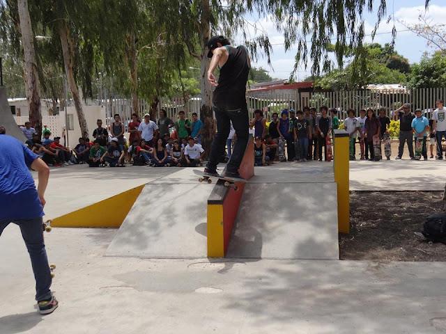 managua skatepark nicaragua