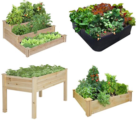 Why Using Raised Garden Bed In Gardening