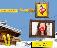Logo Con Fonzies vinci tavole Snowboard e weekend a Livigno