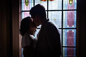 Lúcio e Isabel se beijam! em 'Éramos Seis'