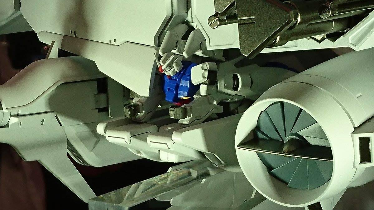 Gundam Universal Unit: Gundam GP03D Dendrobium