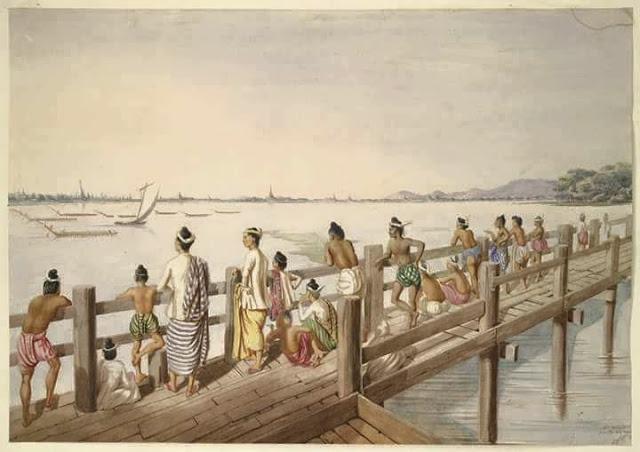 သန္းဝင္းလိႈင္ -သမိုင္းတေကြ႕မွ ဦးပိန္တံတား