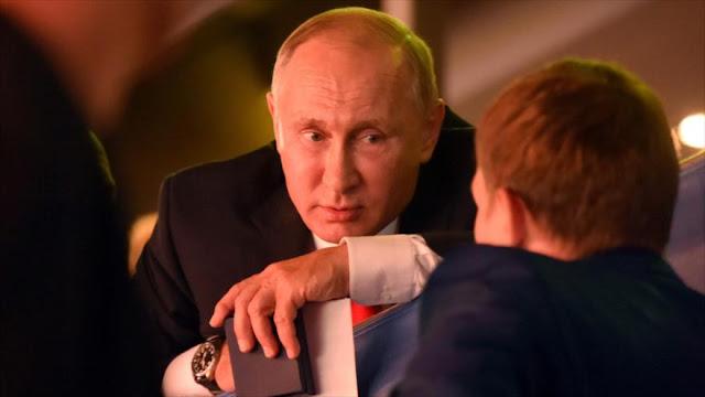 Putin ordena a los rusos alejarse de frontera norcoreana