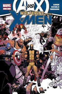 Vingadores vs. X-Men | Marvel divulga capas com mais batalhas da saga. 12