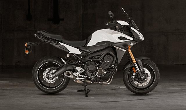Motor Yamaha FJ-09 2017 Untuk Touring