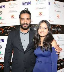 Ajay Devgan Family Wife Son Daughter Father Mother Marriage Photos Biography Profile