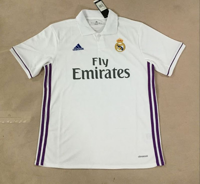 Real Madrid Home 2016/2017