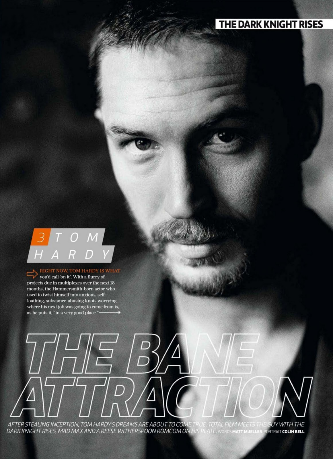 entertainment club: Tom Hardy | Actor Profile,Bio and New ...