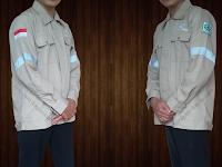 Baju Seragam Kontraktor