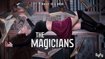 Regarder The Magicians sur Syfy France