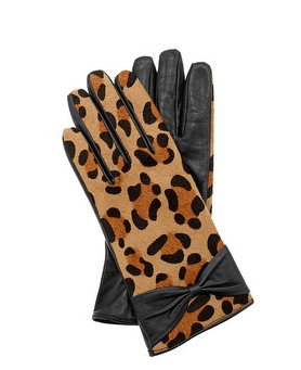 calf hair gloves