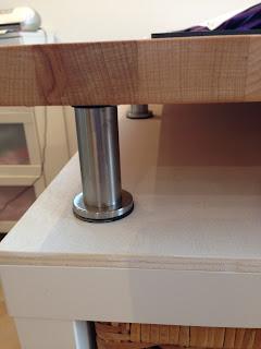 nadelweis zuschneidetisch a la ikea. Black Bedroom Furniture Sets. Home Design Ideas