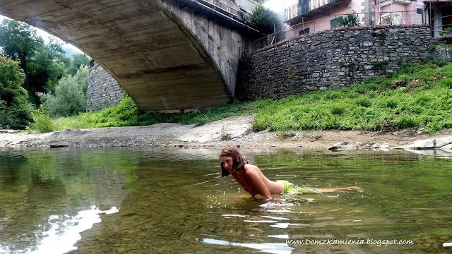 fiume Lamone a Biforco