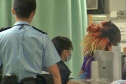 Polisi Berhasil Menangkap  Pembuang Bayi di Wan Chai