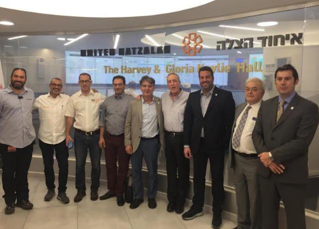 Για πρώτη φορά επίσημη διακρατική επίσκεψη Ελλήνων Ιατρών στο Ισραήλ