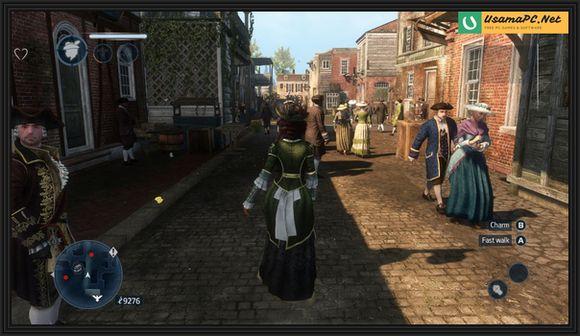 Assassin's Creed Liberation Screenshot PC Gameplay