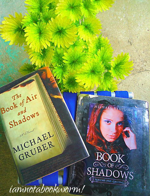 Book of Shadows: Volume 1: Casting by Michael Beaulieu | A Book Review by iamnotabookworm!