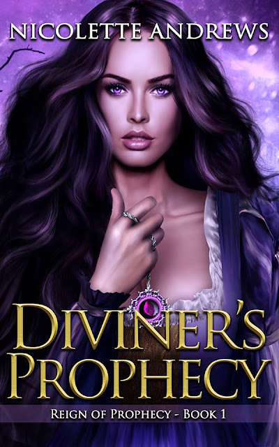 Diviner's Prophecy (Diviner, #1) - Nicolette Andrews