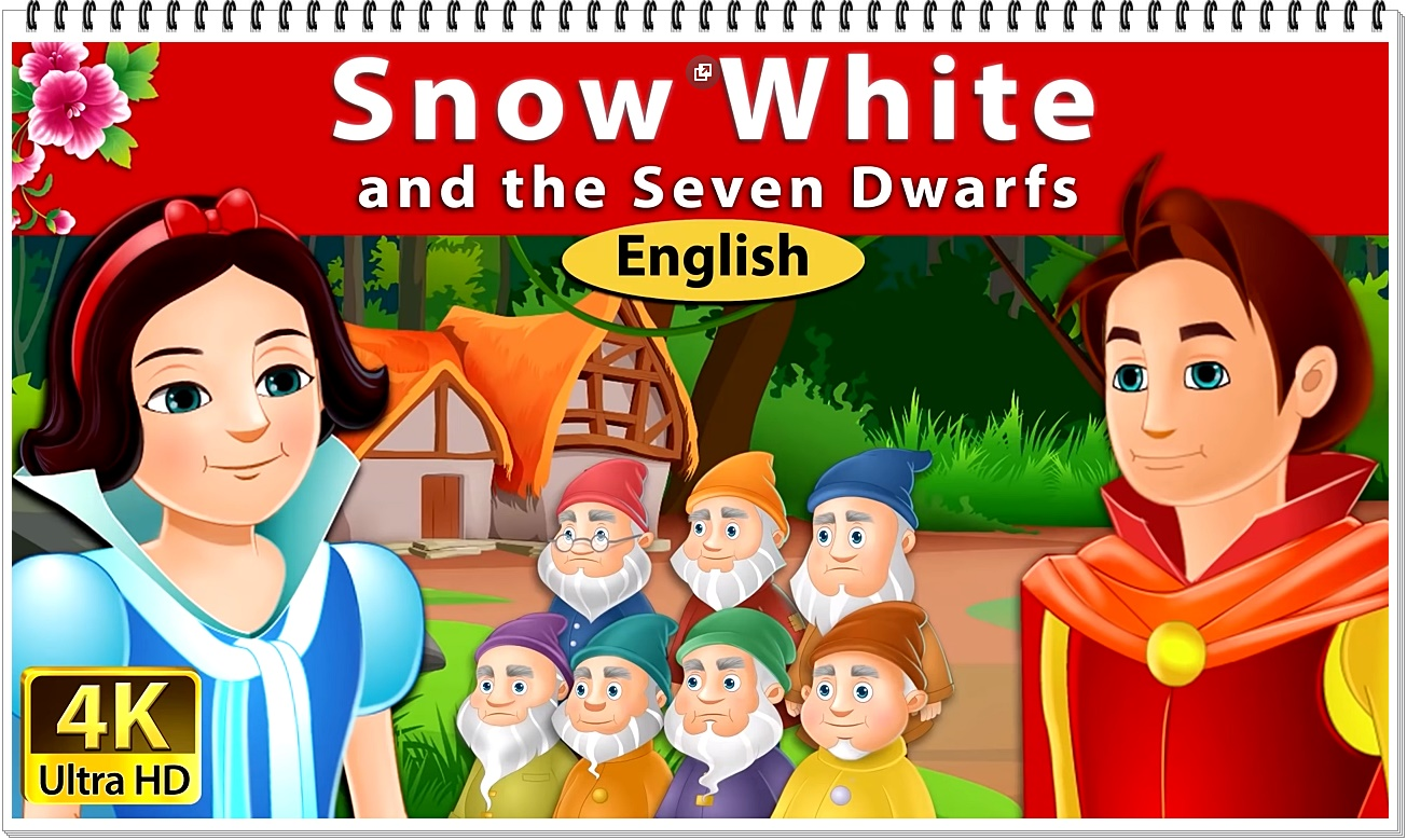 Snow White and the Seven Dwarfs | Stories for Kids - Fairy