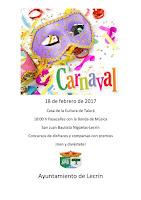 Carnaval de Lecrín 2017