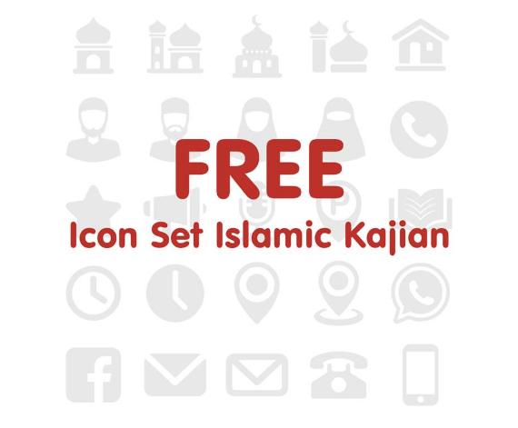 kumpulan icon agama islam versi kartun