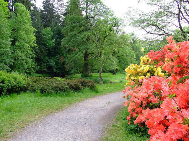 Pruhonice Park (Republica Checa)