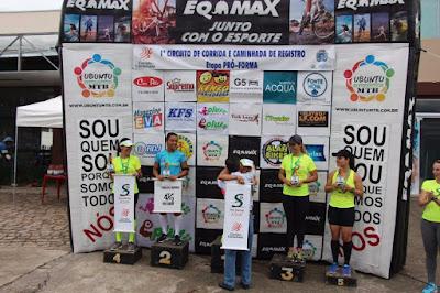 Circuito de Corrida e Caminhada chega à 3ª etapa com sucesso