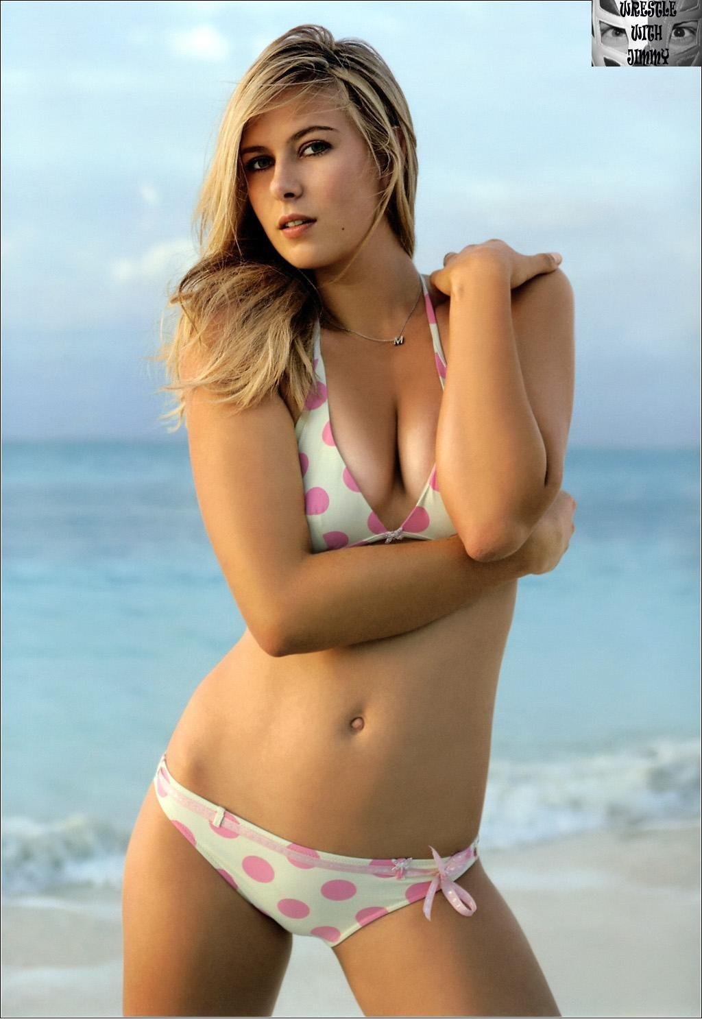 sharapova maria hot - photo #4