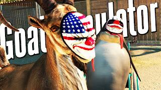 تحميل لعبة الماعز Goat Simulator  بجميع اصداراته