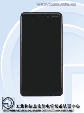 Nokia 6 (2018) Terlihat di TENAA, dengan Tampilan Layar 18: 9