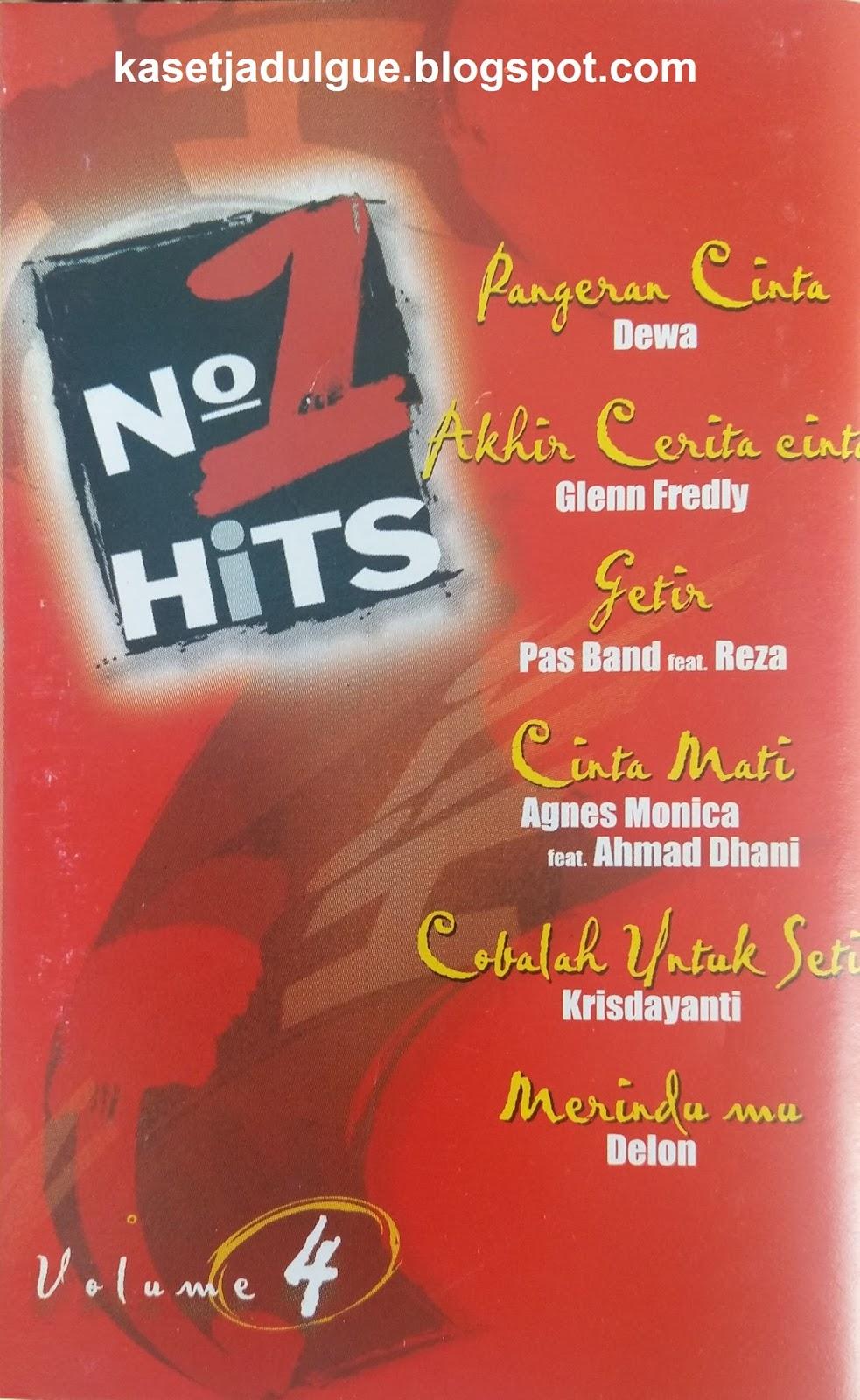Kaset Jadul: No 1 Hits Volume 4