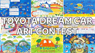 Apply for Toyota Dream Car Art Contest 2019 for Young Nigerian Kids