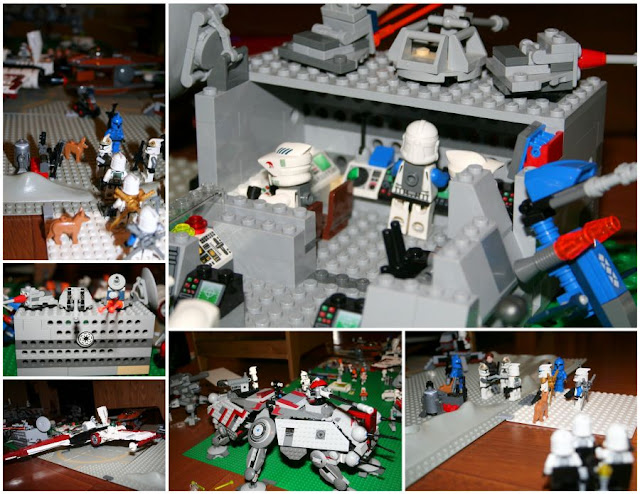 Feel the Love: complex Lego base :: All Pretty Things