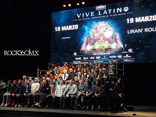 Cartel Vive Latino