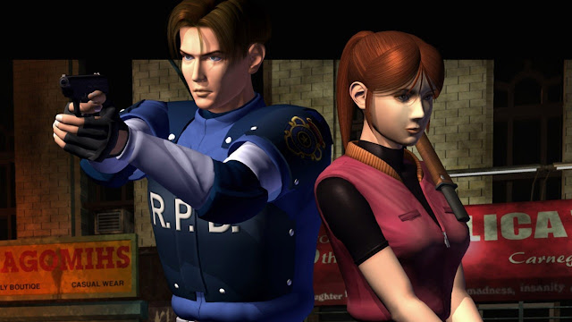 Nueva entrada en Back to the past, esta vez sobre Resident Evil 2