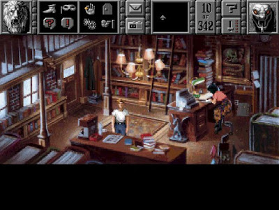 Videojuego Gabriel Knight Sins of the Fathers