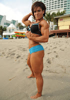 And the typical female bodybuilder today