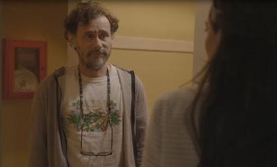 Durval aparece de surpresa — Foto: TV Globo