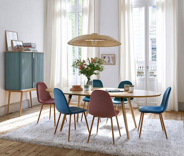 Art Deco-Motive in der neuen Kollektion La Redoute