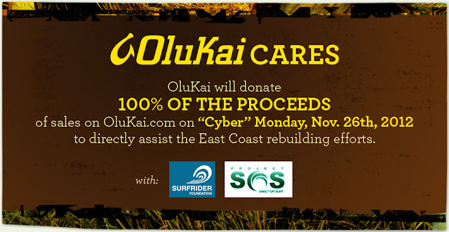 OluKai Gives Back To Hurricane Sandy Relief 1