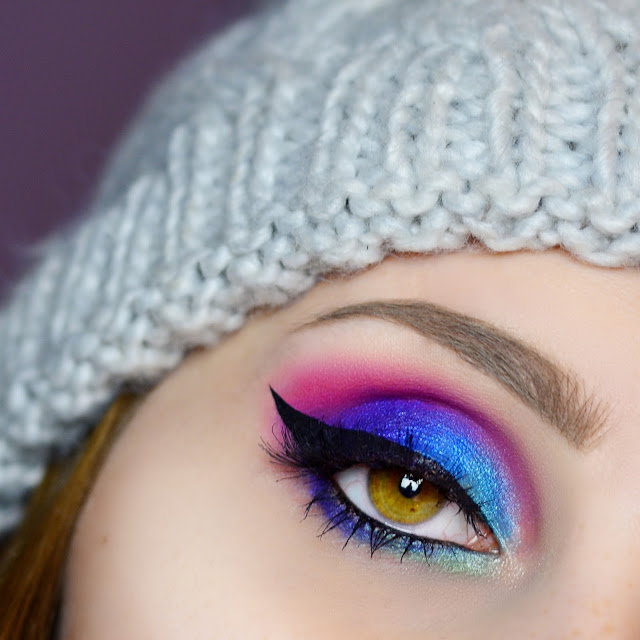Makijaż: Juvia's Place The Masquerade Palette+tutorial