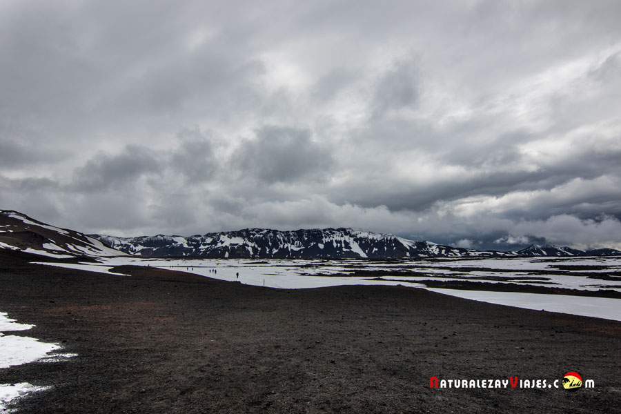 Askja, Islandia