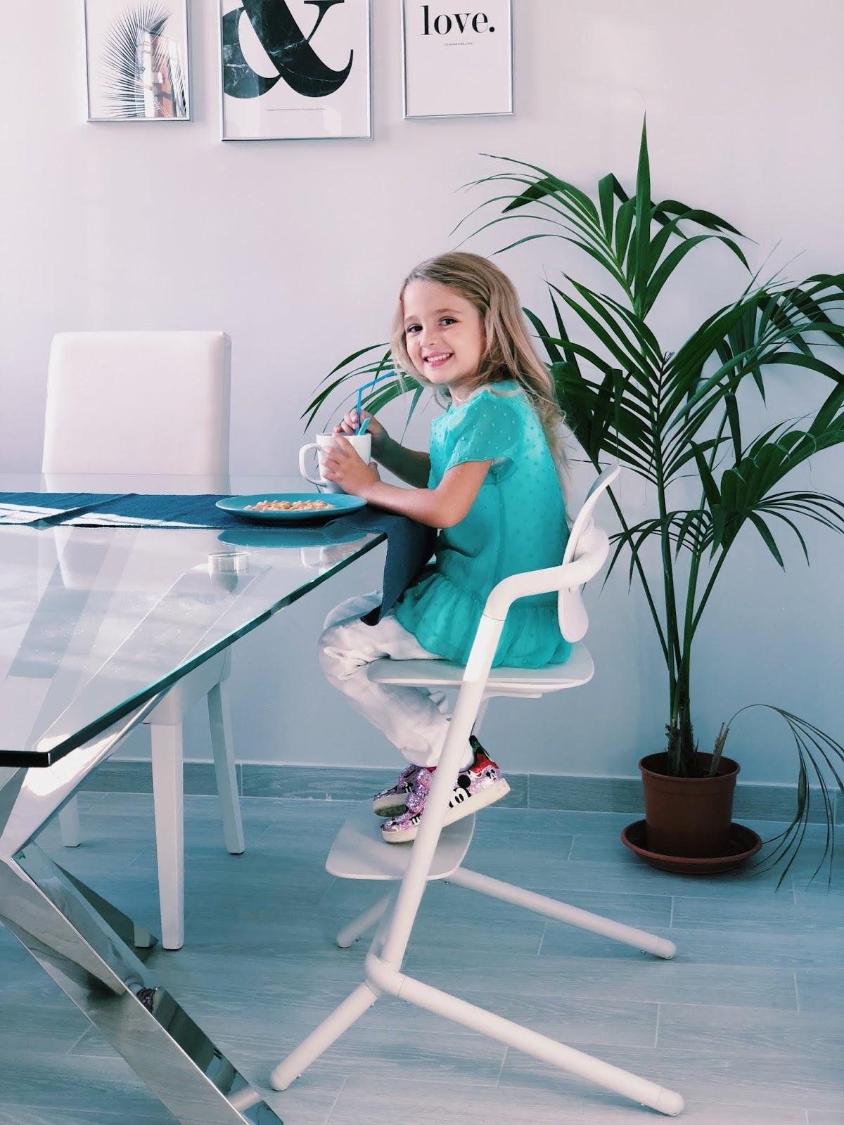 Lemo Chair: il sistema di seduta di Cybex da 0 a 99 anni!