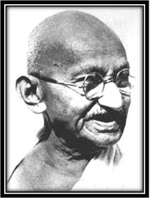 Gandhi on Nonviolence, 1920
